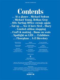Serif + Sans Serif   Junction Magazine
