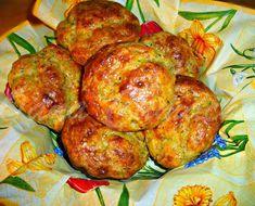 Cooking with love  !  : MUFFINS APERITIV CU ZUCCHINI SI BACON -DUKAN ( DUK...