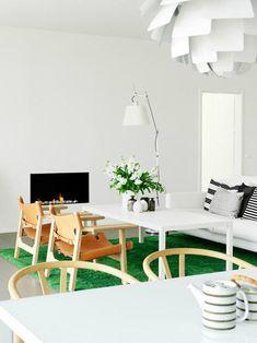 SWEDISH SUMMER HOME: Home by Claesson Koivisto Rune. 6/5/2012 via Desire To Inspire
