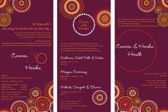 Amazing indian wedding invitations