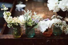 Meer by Anna-Maria Dahmen Anna, Glass Vase, Blog, Table Decorations, Design, Home Decor, Flower Arrangement, Wedding, Wave