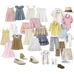 """""""Kids Spring What To Wear"""" by rebeccamp on Polyvore"""