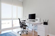Designing Your Home Office Doesnu0027t Need To Be A Struggle In Balancing Style  And