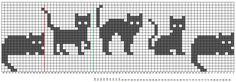 Besten 6 Stricken : a knit and crochet community Mini Cross Stitch, Cross Stitch Borders, Simple Cross Stitch, Cross Stitch Animals, Cross Stitch Charts, Cross Stitch Designs, Cross Stitching, Cross Stitch Embroidery, Cross Stitch Patterns