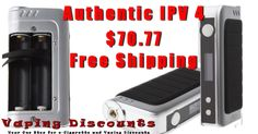 Pioneer4You IPV 4 Authentic 100 watt vape mod