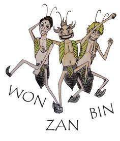 Won, Zan dan Bin