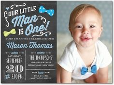 Precious One: Chill - Birthday Party Invitations in Chill | Portsmouth Card Co