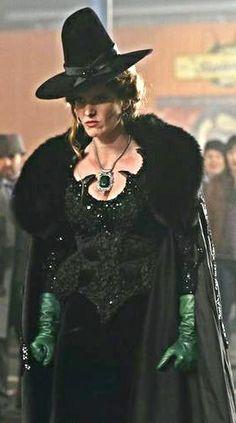OUAT - Rebecca Mader as Zelena