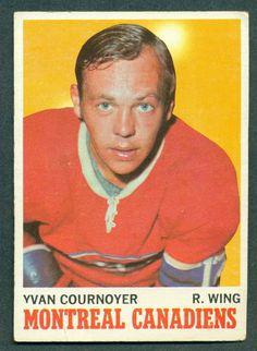 Topps Hockey Card Frank Mahovlich EX Montreal Canadiens, Mtl Canadiens, Hockey Games, Hockey Players, Ice Hockey, Detroit Red Wings, Nhl, Der Club, Hockey Boards