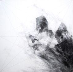 The dark journeys of Jennifer Hansen #art