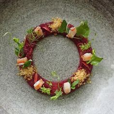 - Sticky rice Beetroot -
