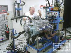 New Pontiac Clyinder Heads - The D-Port Pontiac Express-Or how To Make 577 Lb-ft Of Torque - Car Craft Magazine