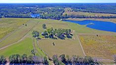 101 acres of beautiful rolling countryside with stream fed stocked ponds providing the perfect sanctuary for hunting, fishing, a family retreat and more! Ranch Farm, The Far Side, Metal Buildings, Horse Farms, Water Pipes, Ponds, Luxury Real Estate, Acre, Countryside