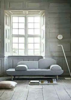 Nordic Design- Danish Modern Inspiration - Grey and Copper Color Palette Contemporary Interior, Modern Interior Design, Interior Architecture, Interior Ideas, Living Room Modern, Living Spaces, Home Furniture, Furniture Design, Multipurpose Furniture