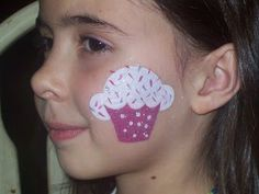 Simple Face Painting Designs for Cheeks | Easy Face Painting Ideas