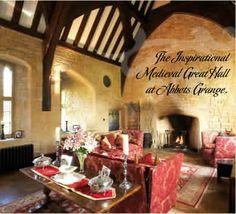 Abbots Grange Medieval Great Hall