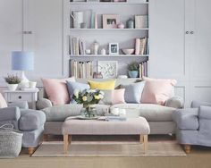 From muted tones to ravishing accent pieces, there's something to suit every taste and style. Here's the complete guide to living room colour schemes.