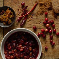 Cranberry Chutney Recipe  | Epicurious.com