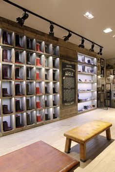 19 Stylish Retail Design Stores Interiors Around The World