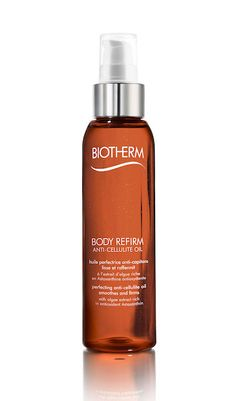 антицеллютное массажное масло  BIOTHERM-BODY-REFIRM-OIL