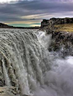Dettifoss - Is This The Most Dangerous Waterfall in Europe?