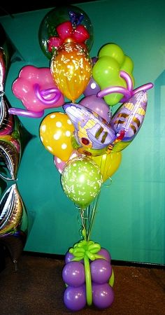Fort Lauderdale Balloon Delivery Spring Flowers Deliver On A Same Day Broward Toda Party Helium Balloons