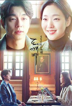 Goblin Goblin Korean Drama, Goblin Kdrama, Romance Film, Kim Go Eun, Lee Dong Wook, Yook Sungjae, Jang Hyuk, Gong Yoo, Dramas