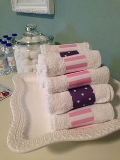 Spa Party Birthday Party Ideas Photo 1 of 24 Catch My Party Spa Day Party, Kids Spa Party, Spa Birthday Parties, Pamper Party, Sleepover Party, Slumber Parties, Bachelorette Parties, Party Party, Spa Day For Kids
