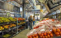 Voedsel relatief goedkoop in Nederland