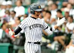 福岡・九州国際大付属高校               http://www.daily.co.jp/newsflash/baseball/2015/08/13/0008301004.shtml
