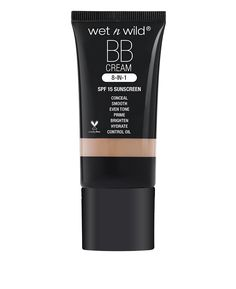 BB Cream 8-in-1 SPF 15  - see website for colors
