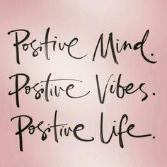 Positive ♡