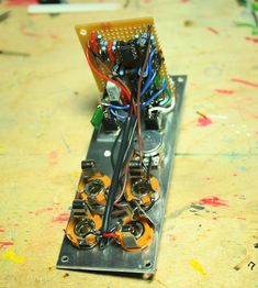 Proto-Schlock: EPFM (Electronic Projects for musicians) Build notes and layouts Electronics Projects, Electronic Circuit, Building, Musicians, Layouts, Electric, Notes, Key, Report Cards