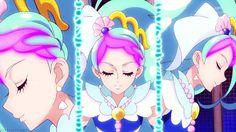 The Princess of Clear Seas, Cure Mermaid!