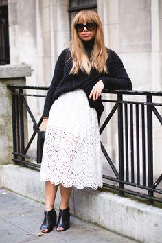 A Style Diary by Samantha Maria : WALK THIS WAY