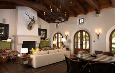 Great room : J.D. Peterson Photography