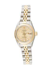21e348db248 Rolex Ladies DateJust Watch Rolex