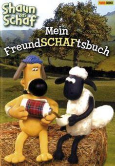 Shaun das Schaf - Mein Freundschaftsbuch - myToys.de