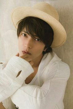 Japanese Men, Japanese Beauty, Kagehina, Guy Names, Handsome Boys, Panama Hat, Love Story, Actors & Actresses, Eye Candy