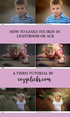 Are you a photographer struggling with getting the skin to look great in your photos? Click here to see a free video tutorial on how to correct skin tones!