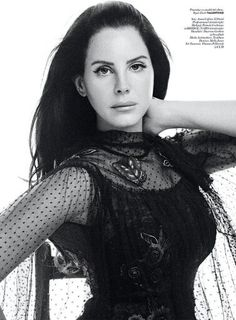 Lana Del Rey for Vogue Turkey #LDR