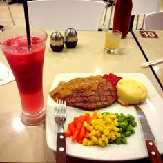 Steak x @go wagyu steak mabes