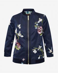 65f095cf72076 Buy Ted Baker Spring Meadow Bloomah Bomber Jacket