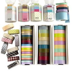 Washi tape is the perfect gift for any crafter! | $15 #gifts #gifting