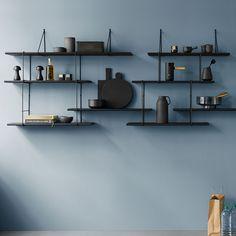 Link Regal Setup 1 - Schwarz | Studio Hausen