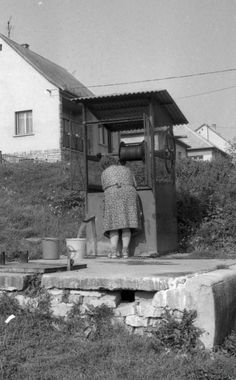 Old Pictures, Old Photos, Historical Photos, The Past, Traditional, House Styles, Life, Hungary, White People