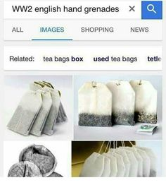 They just searched Tea Bags and photoshopped it with the search bar<<<they didn't even fix the recommendations
