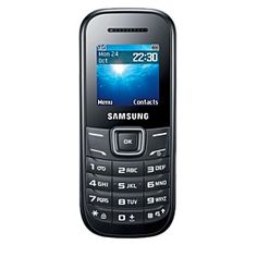 2degrees Samsung 1205T $10 Text Pack Bundle Black