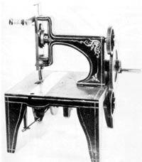 1851 - Isaac Merritt Singer formed Singer & Co.