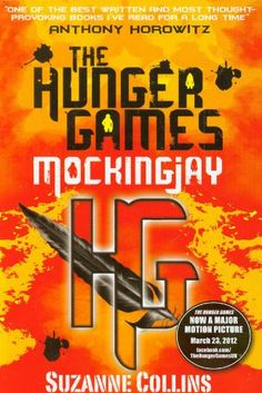 Mockingjay (part III of The Hunger Games Trilogy) by Suzanne Collins http://www.amazon.co.uk/dp/1407109375/ref=cm_sw_r_pi_dp_8G97wb0K0PXQK